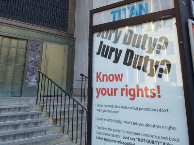 Jury Rights Project NYC 2015